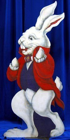 Big Rabbit <div style='clear:both;width:100%;height:0px;'></div><span class='cat'>Alice In Wonderland</span>