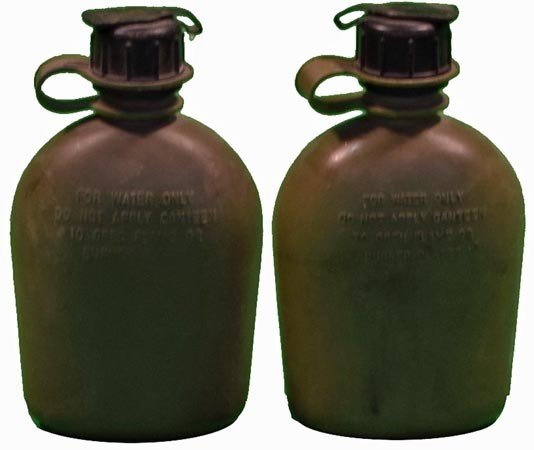 Canteens<div style='clear:both;width:100%;height:0px;'></div><span class='cat'>Army Military </span>