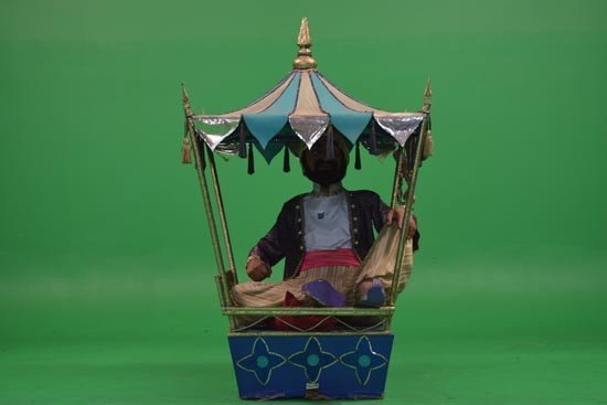 Elephant Carriage<div style='clear:both;width:100%;height:0px;'></div><span class='cat'>Arabian/Morrican</span>