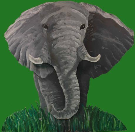 Elephant<div style='clear:both;width:100%;height:0px;'></div><span class='cat'>Animal Props</span>